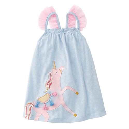 Unicorn Tassel Dress