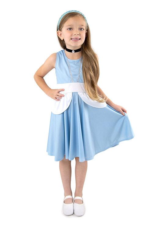 Cinderella Twirl Dress