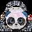 Thumbnail: Bamboo Panda Sequin Fashion Purse