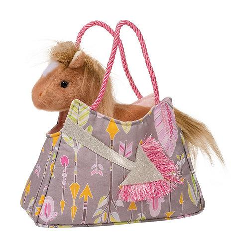 True to My Heart Sassy Sak with Horse