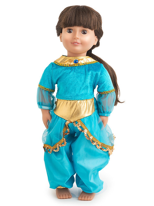 "18"" Doll Arabian Princess"