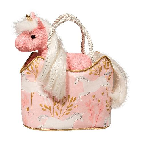 Unicorn Princess Sassy Sak with Unicorn