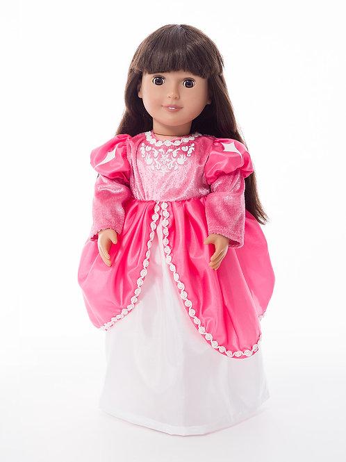 """18"""" Doll Mermaid Ball Gown"""