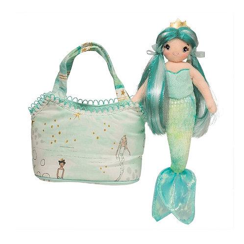 Princess Mermaid Sassy Sak with Mermaid