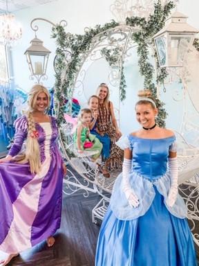 Birthday Parties at Princess of Tides