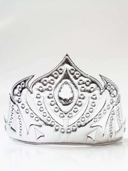 Royal Jewels Soft Silver Crown