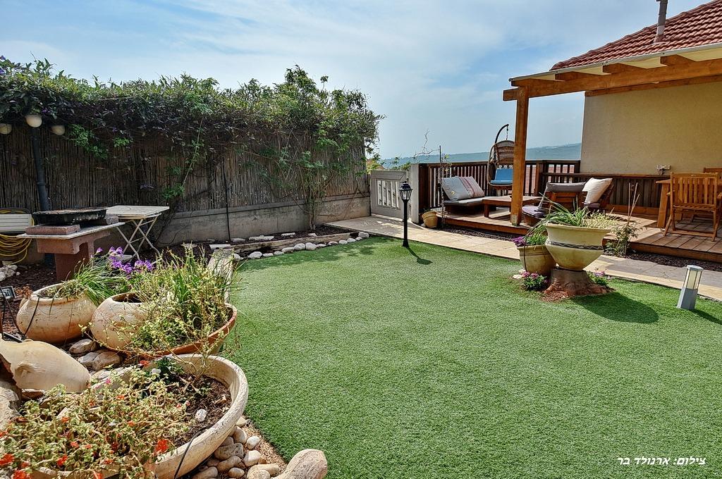 קארמה בגולן מתחם החצר