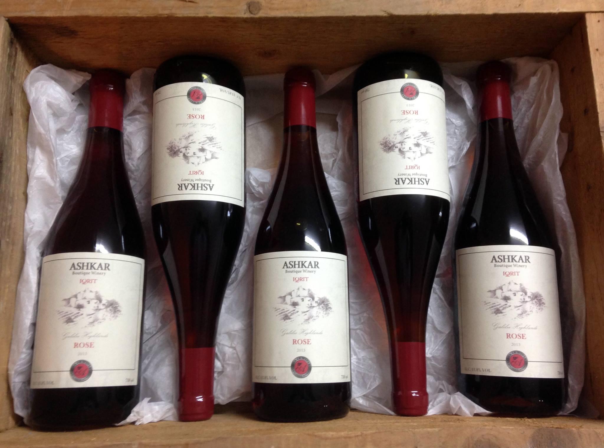 טיולי יין - טיול ליקב אשקר בצפון