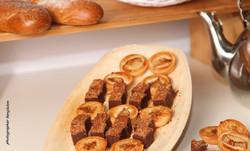 מגשי אירוח בצפון - מאפים וקינוחים