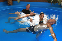 טיפולי ספא במים