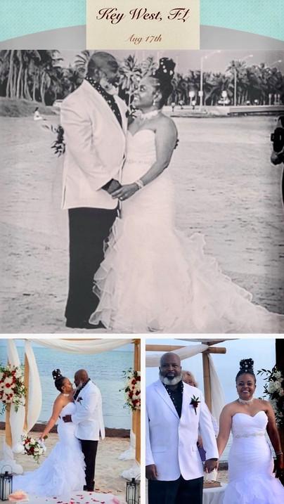 Letha Marie Butler weds Steven Bennett