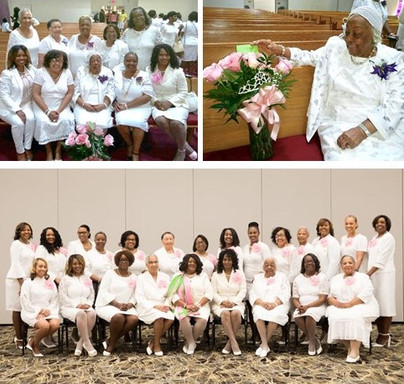 Violet Alford Patterson 70th AKA Anniversary