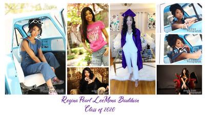 Graduate Regina Bauldwin
