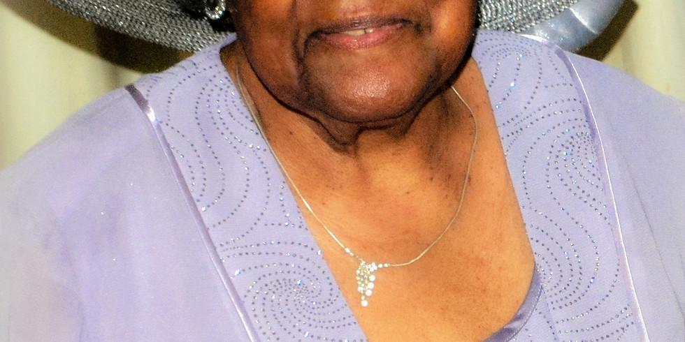 Violet Patterson's 93rd Birthday