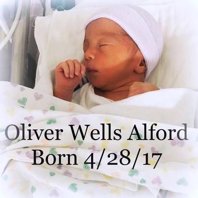 Oliver Wells Alford