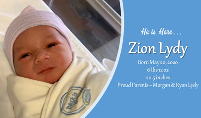 Introducing Zion Lydy