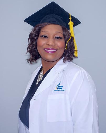 Graduate Brooke Hardwick