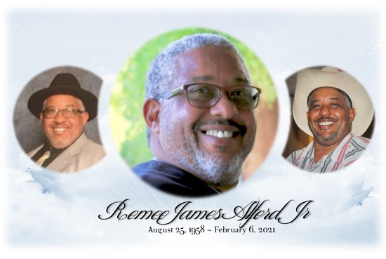 We mourn Romeo J. Alford, Jr.