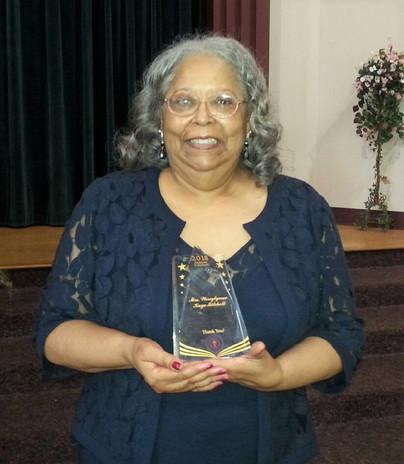Celebrating Wessylyne Kaye Mitchell