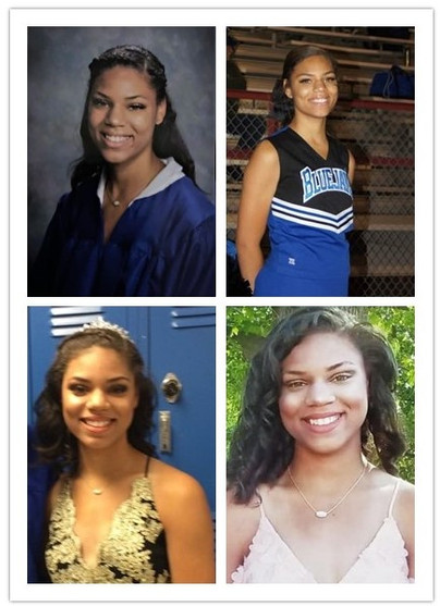 Graduate Tyroneah Bowens