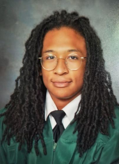 Graduate Ramiah Roy Jayce Revels