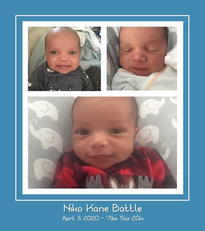 Birth of Niko Kane Battle