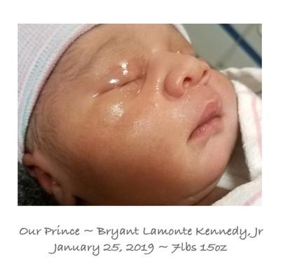 Bryant Lamonte Kennedy, Jr.