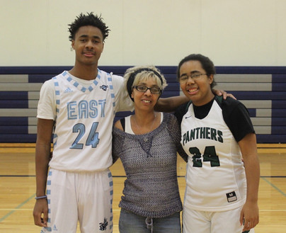 Alford one, one for Alford: Family sticks together through tragedy