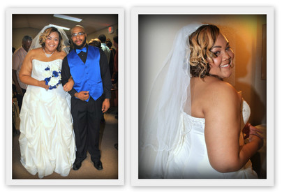 Kyra Sharonae Williams weds Geoffrey Young