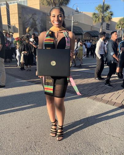 UCF Graduate Sydney Scott