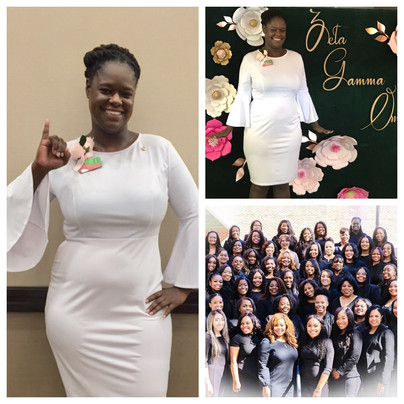 Going Greek - Stacey M. Williams-Carr