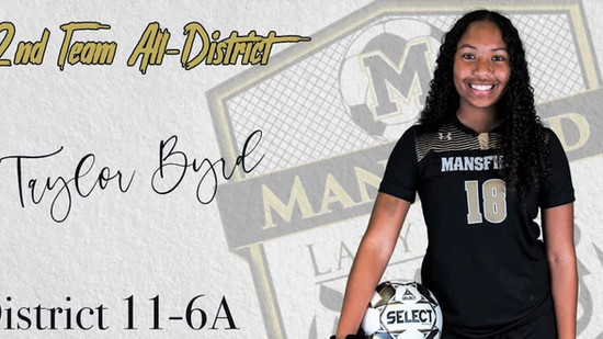 Taylor Byrd Varsity Volleyball All District