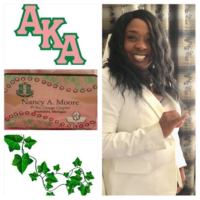 Newest Soror - Nancy A. Moore