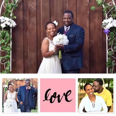 Marriage of Mark Alfred & LaReishia Net Crisp