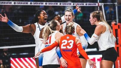 Lauren Dooley Shines with the Florida Gators Volleyball Team