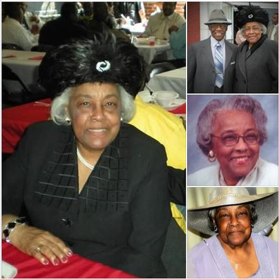 Violet Alford Patterson Birthday
