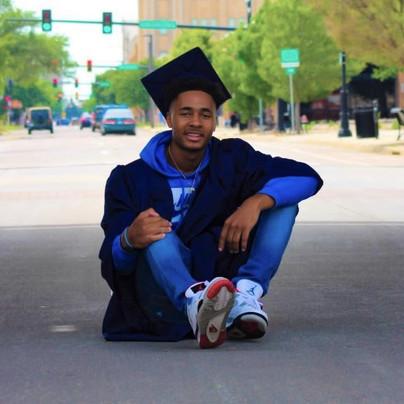 Graduate Amos Alford, III