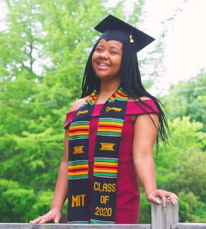 MIT Graduate Jordan Louise Alford