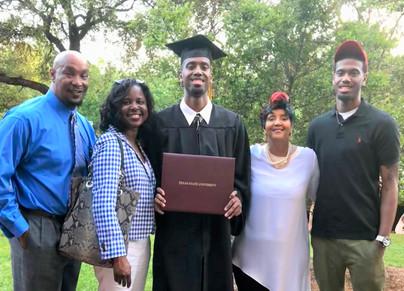 Graduate Ryan Alford