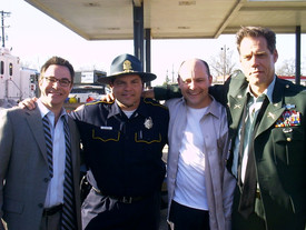 Harold & Kumar 2 w/ Roger Bart, Rob Corddry and Jack Conley