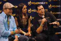 Interview at WizardWorld