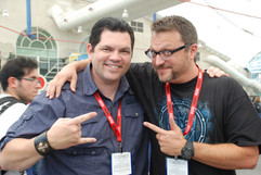 ComicCon San Diego w/ Steve Blum
