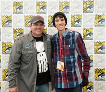 ComicCon w/ Ruben Najera