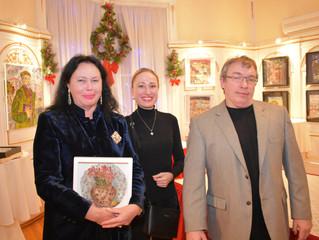 Выставка Алексея Зуба в Вашингтоне