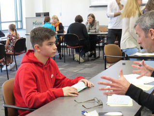 Наши ученики на Олимпиаде по разговорному русскому языку