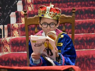 Спектакль «Баллада о королевском бутерброде»