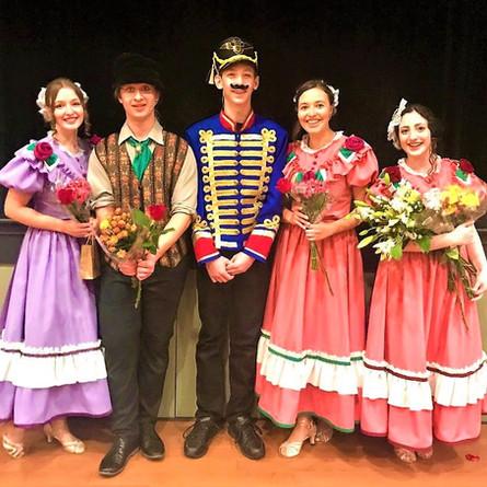 Театральные успехи наших выпускников