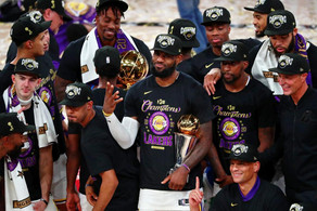 LA Lakers Win 17th Championship