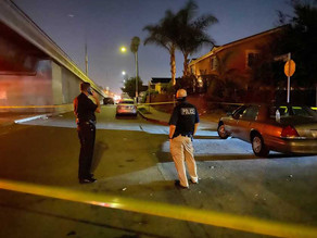 L.A. hits 300 homicides for first time in a decade