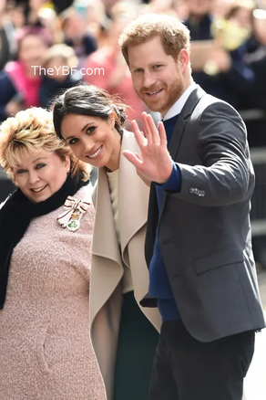 'Harry & Meghan: Escaping the Palace' Is Coming To LIFETIME
